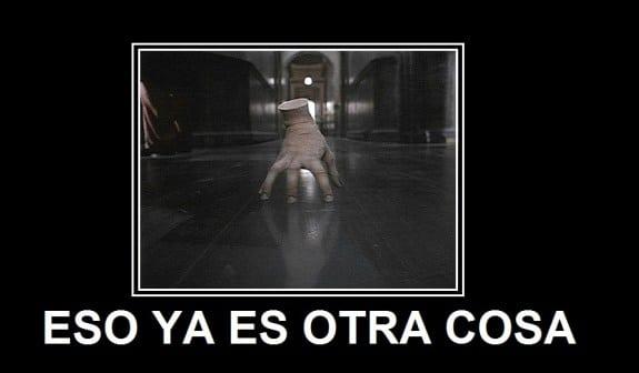 Meme: La Cosa (Otra Cosa)