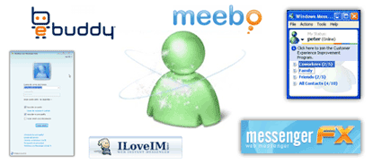 msn windows live messenger messengers
