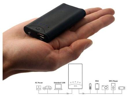 microkit proporta cargador usb portatil