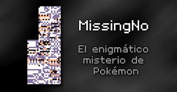 MissingNo: El pokémon misterioso