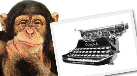 monkey infinite teorema monos infinitos