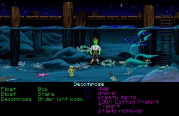 ahogado monkey island guybrush threpwood