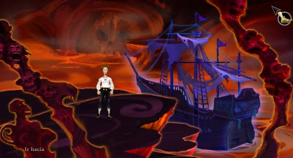 monkey island barco fantasma edicion especial