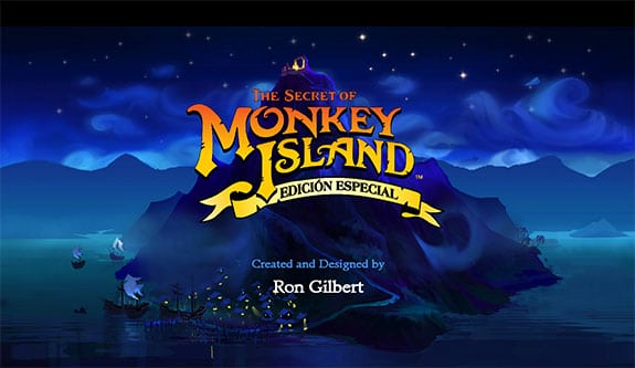 monkey island secret edicion especial