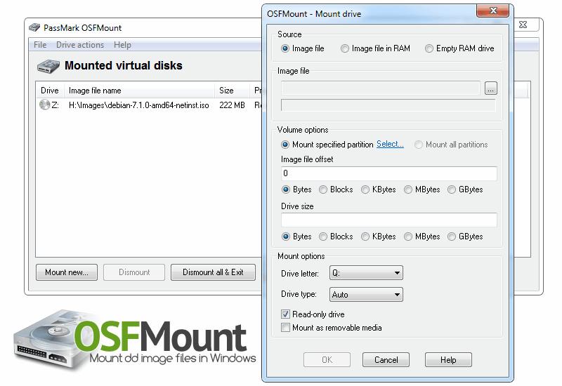 PassMark OSFMount