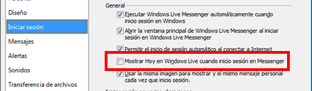 quitar msn hoy windows live messenger