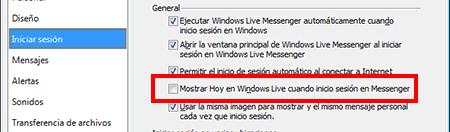 quitar msn hoy windows live messenger