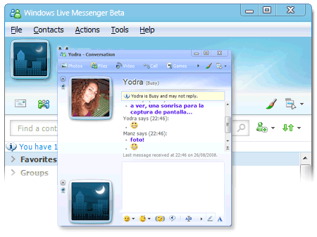 msn messenger 9 windows live messenger 9