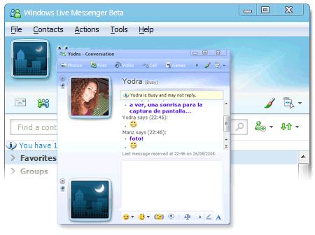 msn messenger 9 windows live messenger 9