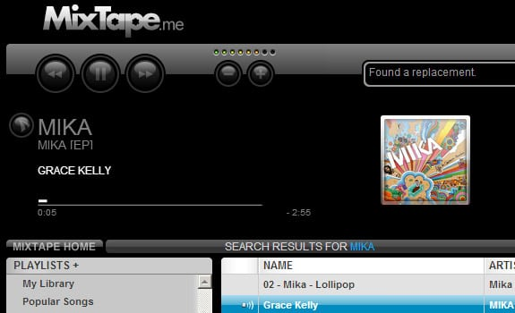 mixtape escuchar musica internet gratis