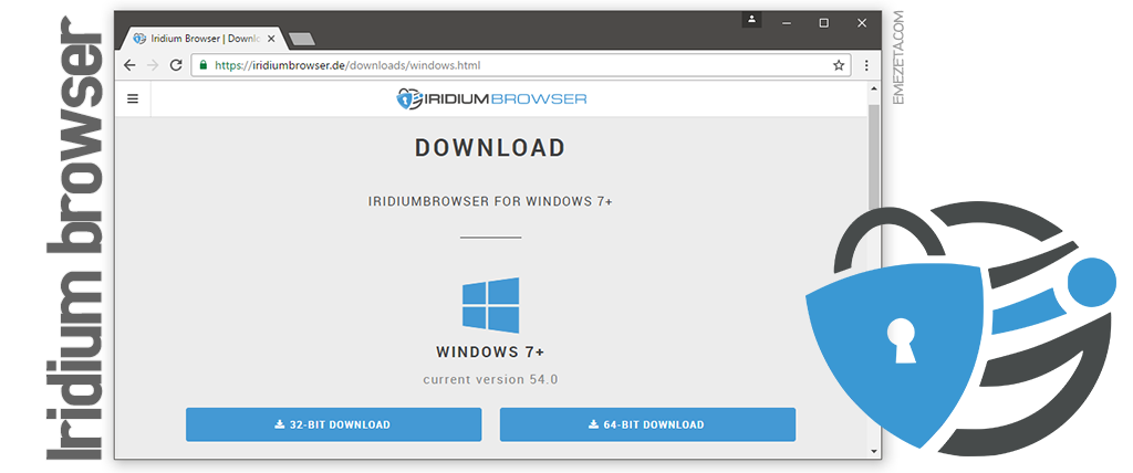 Iridum browser