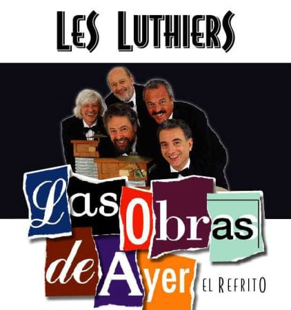 obras del ayer les luthiers
