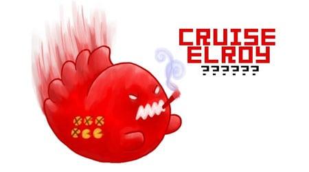 pacman fantasma rojo cruise elroy