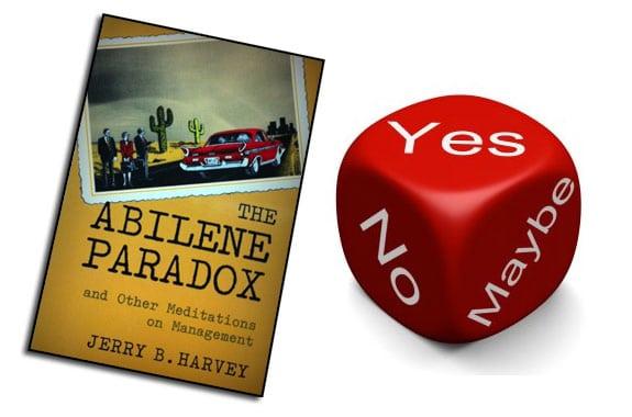La paradoja de Abilene (Sociología)