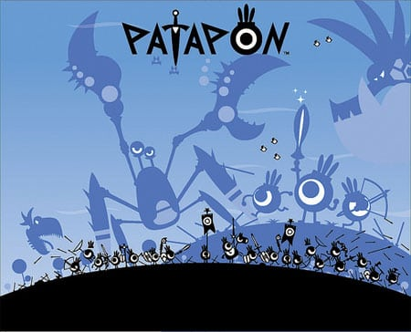 patapon pyramid japan studios patapons psp juego game