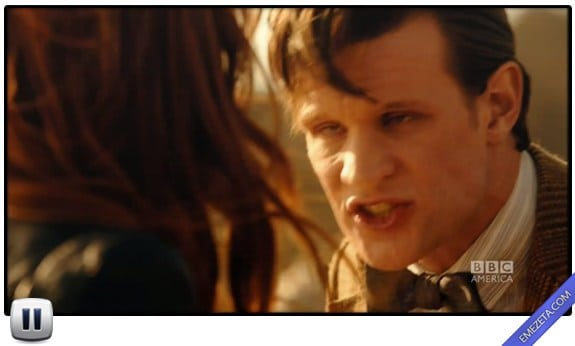 Pausas poco elegantes: Doctor who