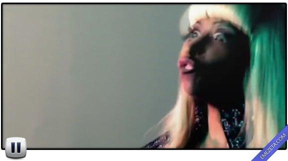 Pausas poco elegantes: Nicki minaj