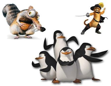 personajes peliculas