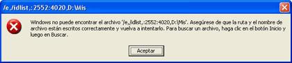 petada explorer windows xp