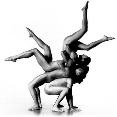 Pilobolus danza sombras siluetas figuras baile