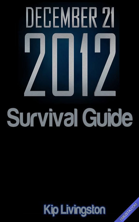 Portadas desconcertantes: 2012 survival guide