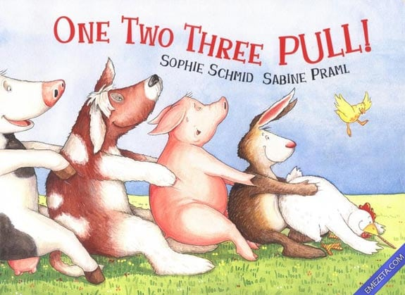 Portadas desconcertantes: One two three pull