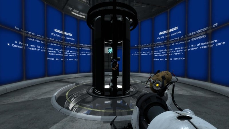 Portal: Portal 2 bsod