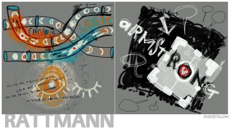 Portal 2: Rattmann dens (Circulous and Armstrong)