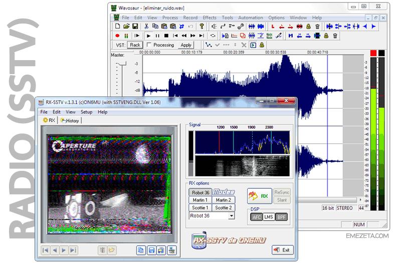 Portal 2: Transmisión de radio SSTV