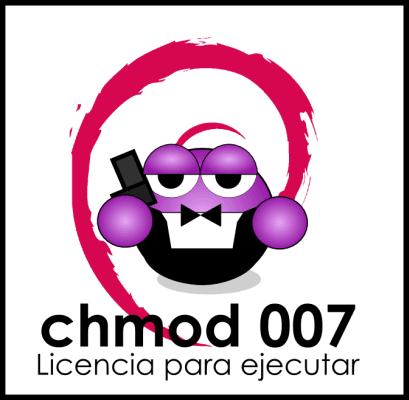 chmod 007: licencia para ejecutar