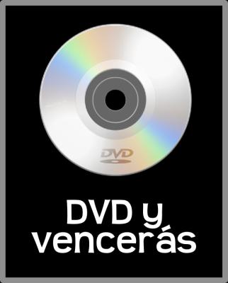 DVD y vencerás.