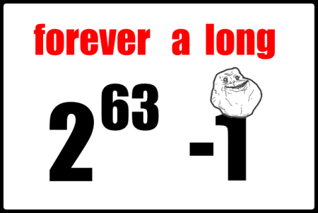Forever alone: Forever a-long (friki edition).
