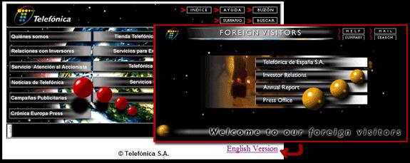 telefonica 1998