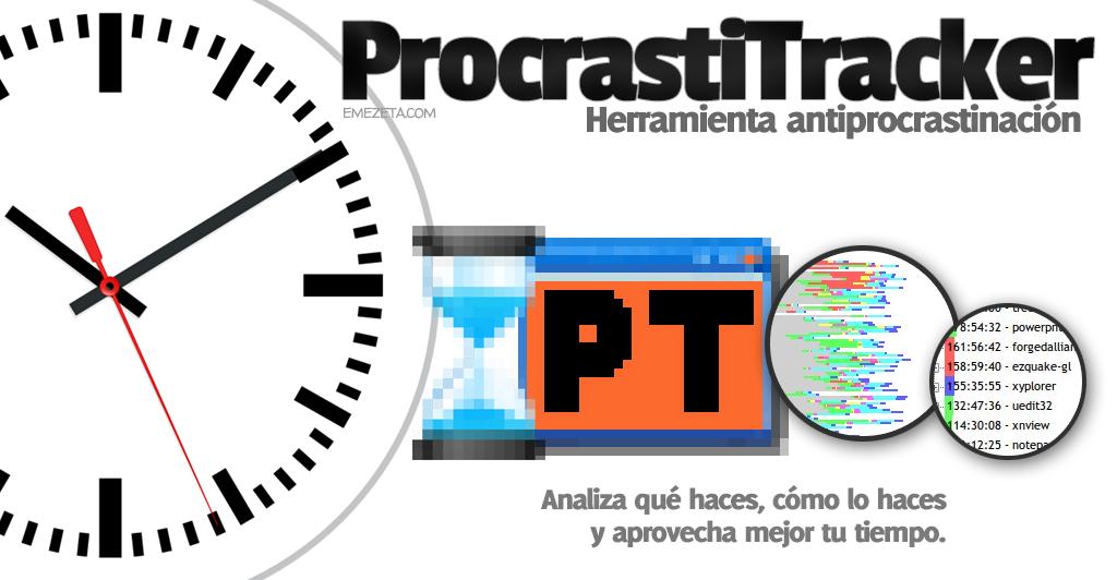 ProcrastiTracker: Programa antiprocrastinación, ideal para gestionar el tiempo en el PC