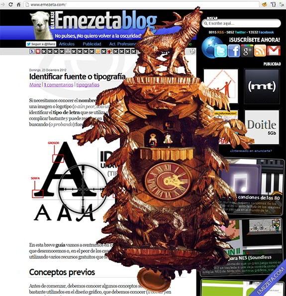 Programas inútiles para PC: Parallaxis Cuckoo Clock, reloj de cuco para Windows