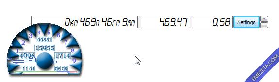 Programas inútiles para PC: Mouse odometer, cuentakilómetros para el ratón del PC