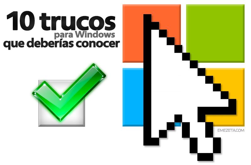 Programas que deberían venir instalados en Windows