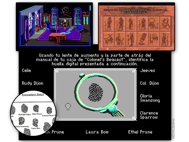 Aventura gráfica: Laura Bow Colonel Bequest