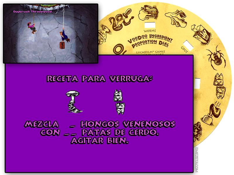 Aventura gráfica: Monkey Island 2 (LeChuck Revenge)