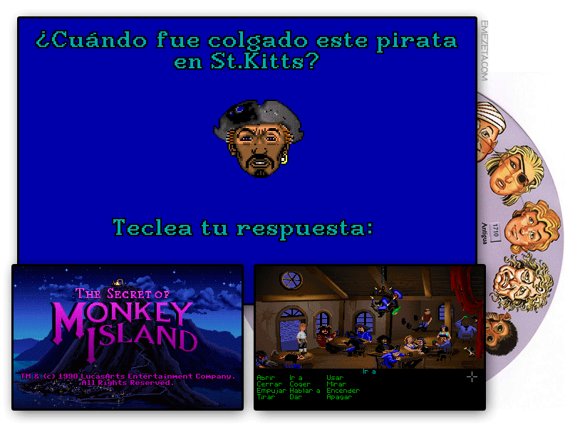 Aventura gráfica: The Secret of Monkey Island