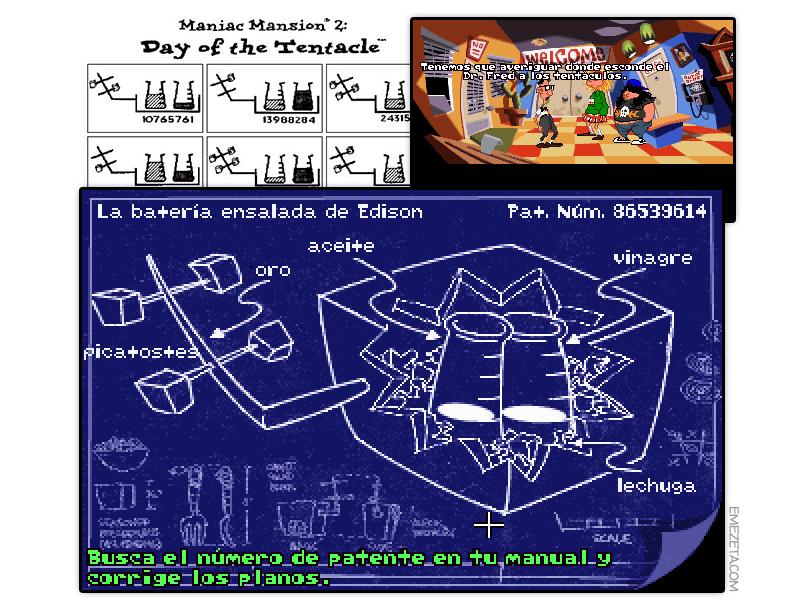 Aventura gráfica: El día del Tentáculo