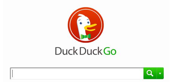 Proyectos de Internet: Duck duck go
