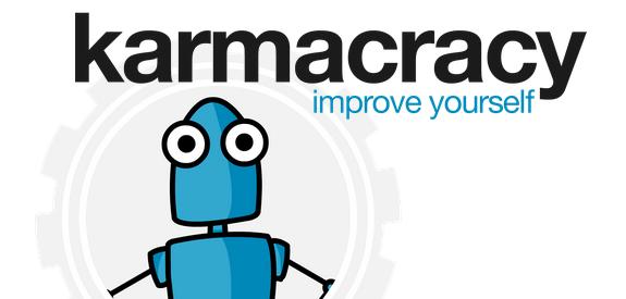 Proyectos de Internet: Karmacracy