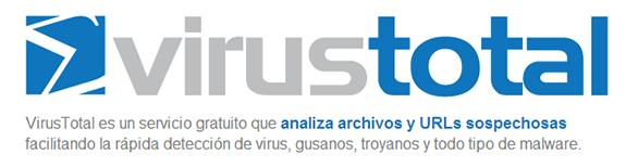 Proyectos de Internet: Virustotal