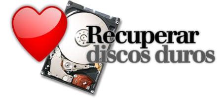 recuperar discos duros