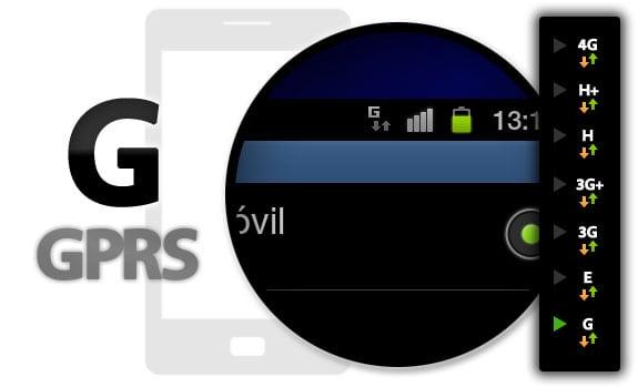Redes móviles 2G: G (GPRS)