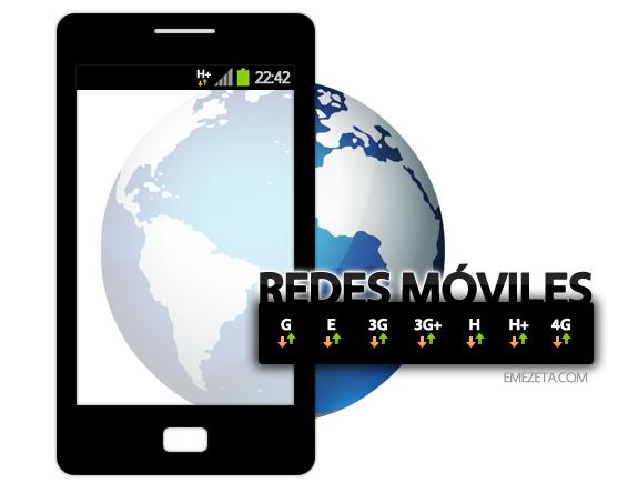 Cobertura y velocidad en redes móviles