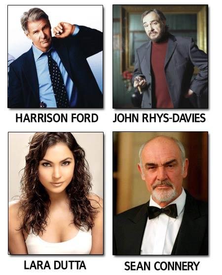 reparto casting indiana jones 4
