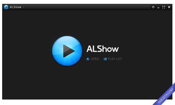 Reproductores de vídeo gratuitos: ALShow