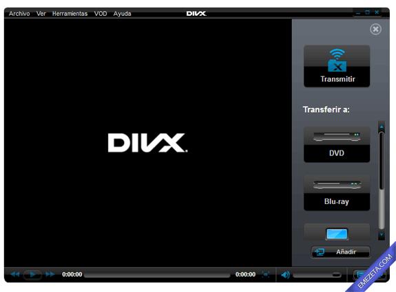 20 reproductores de video gratuitos emezeta com for Div player